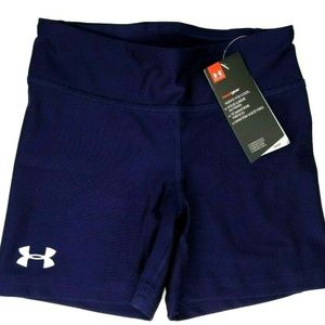 Under Armour Womens On the Court Volleyball Shorts